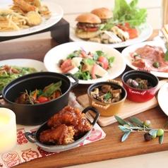 Cafe and Bar 64 Bistro カフェ&バー64 ビストロのおすすめ料理1