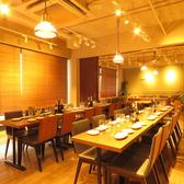 フレッシュネス &Bar 横浜西口店 パーティスペースの雰囲気3