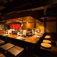 串カツ 海鮮酒場 魚一途 関内店の雰囲気1