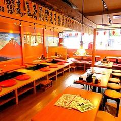 やきとん 浜焼き 徳ちゃん 川口店の雰囲気1