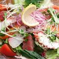 料理メニュー写真海鮮屋の海鮮サラダ