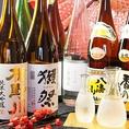 当店自慢の鶏料理とよくあうお酒も種類豊富に取り揃えております。京橋での仕事帰りの一杯は「鶏っく」で決まり♪
