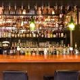 お酒が苦手なお客様や女性に…選ぶだけで時間が掛かる、70種を超える豊富なカクテルをご用意♪カウンター席では目の前でお酒をお作りしご提供します。お好みの一杯を愉しむも良し、知らない一杯にチャレンジするも良し。彩り豊かなラインナップをご堪能下さい。