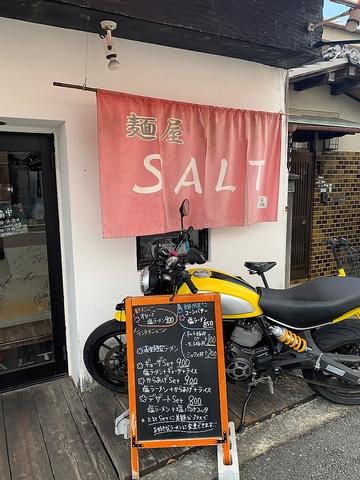 """""""麺屋 SALT"""""""