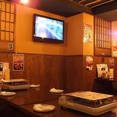吉兆や日本橋店でサッカーW杯を観戦しながらのビールは、また格別です!