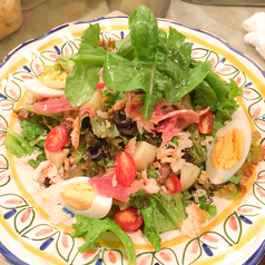 料理メニュー写真季節もりもり我が家のサラダ