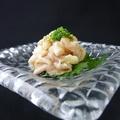 料理メニュー写真桜ホルモン刺身