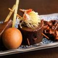 名古屋名物 「味噌おでん」は、濃いめの味付けなのにいくらでも食べれる不思議な逸品。!日本酒にもぴったり!名古屋を満喫するなら「でーもん」で決まり!