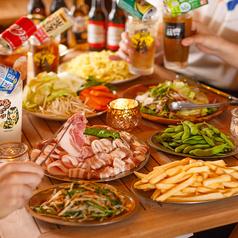 厳選肉と炭火Dining 肉ドシ 国分寺店のコース写真