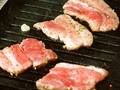 料理メニュー写真サムギョプサル ★岩手県産高級銘柄豚「岩中豚」のカルビ!★