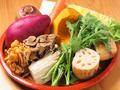 料理メニュー写真四季の食材を…
