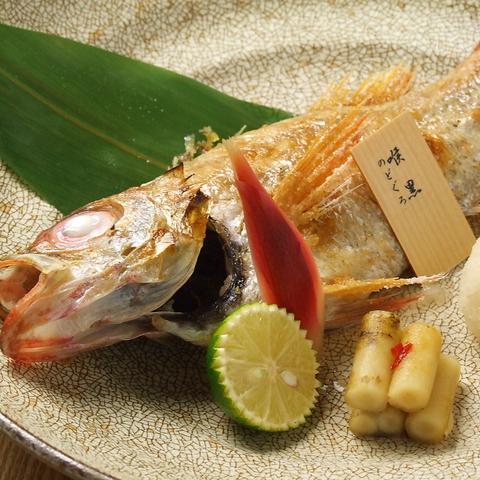 【本物の素材】【美味しさ】【手ごろさ】がウリ!鮮魚が美味しい和食店です。