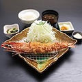料理メニュー写真【名物】皇帝エビフライ御膳