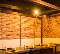 洞窟個室居酒屋 東北柚子 仙台駅前店の雰囲気1