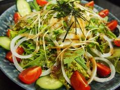 料理メニュー写真長芋サラダ