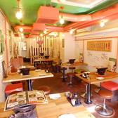東京馬焼肉 三馬力 池袋店の雰囲気3