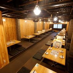 紀州まぐろと和歌山うまいもん市場 魚壱商店 天王寺店の雰囲気1