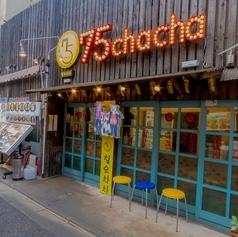 75chacha 新大久保店の外観1