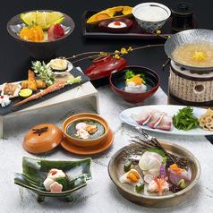 日本料理 ほり川 ホテルニューオータニ店の写真