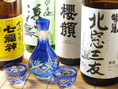 日本三大杜氏(南部、越後、丹波)の一つである南部杜氏が丹精込めて作った地酒多数。ぜひ飲み比べて下さい。