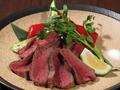料理メニュー写真馬ヒレのステーキ