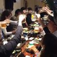 【学生宴会に◎】焼き鳥食べ放題飲み放題付3000円コースなど、リーズナブルでお腹一杯になれるコースを取り揃えております♪学生コンパ、サークル飲み、合コンに最適★忘年会・新年会・歓迎会・送別会に是非ご利用ください!