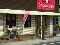 sweets cafe Snowmanの写真