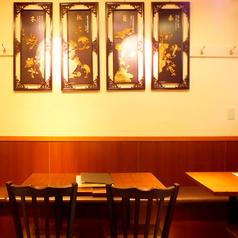 清潔感のある店内でいただく本格中華料理。新橋駅からも近いのでちょい飲みディナーにも◎