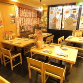 築地食堂 源ちゃん 高田馬場店の雰囲気3