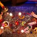 記念日を最高の思い出に★テーブルアートのご希望もご相談ください!