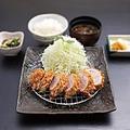料理メニュー写真【雪】和豚もちぶた ヒレかつ御膳 120g