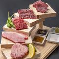 料理メニュー写真おまかせ肉5種盛り合わせ