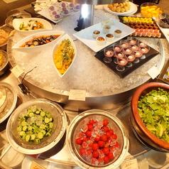 ITALIAN BUFFET and CAFE LA MAREA ラ マレーア特集写真1