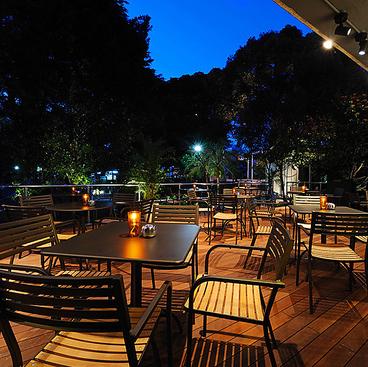 アロハテーブル ALOHA TABLE 代官山 Daikanyama Forestの雰囲気1