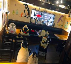 【女子会・デートにおすすめ】店内ぜーんぶペンギンまみれ!可愛いペンギン達に囲まれて癒しの空間★