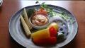 料理メニュー写真和風バーニャカウダ ―玉味噌ソース―