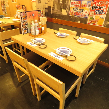 築地食堂 源ちゃん 高田馬場店の雰囲気1