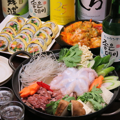 韓国料理チャングニィの写真