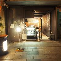 Cafe&Barスペースございます!