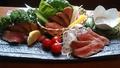 料理メニュー写真牛タン原木焼き ~タン元・中・下の食べ比べ~
