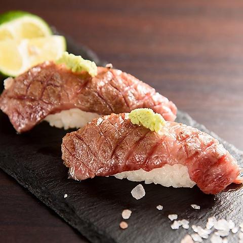 期間限定★今だけ限定◎『肉寿司食べ放題コース』全6品2980円⇒1980円