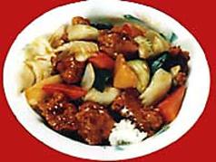 鶏と野菜の煮込みご飯