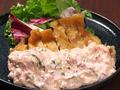 料理メニュー写真チキン南蛮 自家製タルタルソース(宮崎)