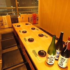 個室居酒屋 肉と海鮮 日本酒 四季料理 はた蔵の雰囲気1