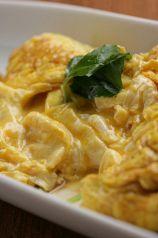 ふわふわ玉子/鶏ハラミのおろしポン酢