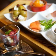 食卓 こめ&葡萄 の写真