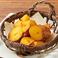 インカ芋のポテトフライ