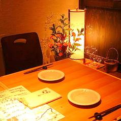 【個室】会社宴会はもちろん、接待やご友人同士での飲み会など、様々なシーンにご利用頂けます♪