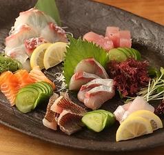 佐吉のおすすめ料理1