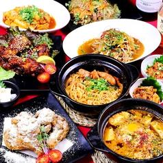 韓国料理と肉料理 食べ飲み放題 えす esのおすすめ料理1